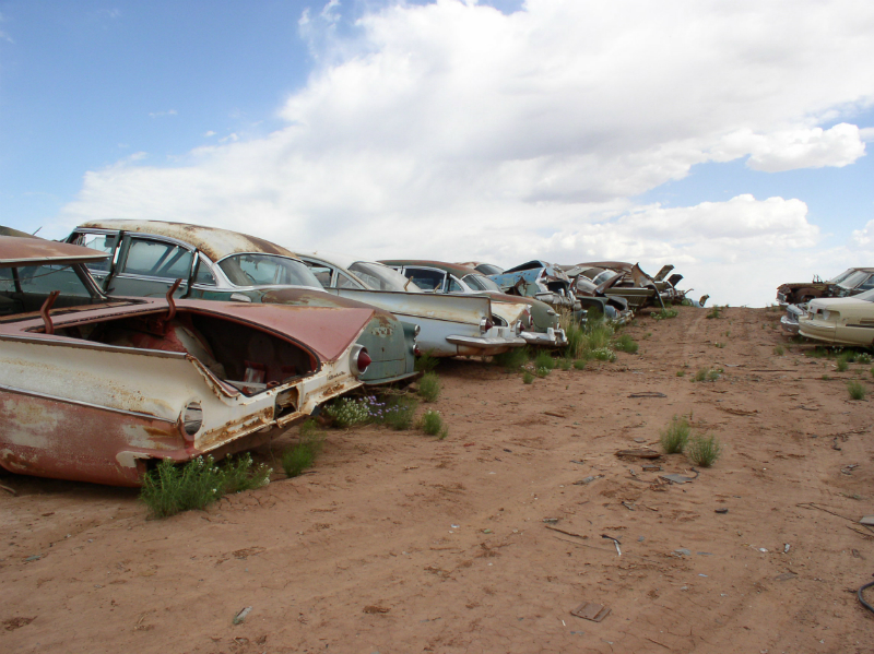 50er Buicks, Alamogordo, New Mexico