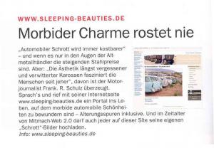 Carsablanca verweist auf Sleeping-beauties.de