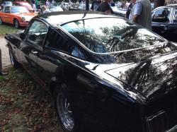 Ford Mustang Fließheck
