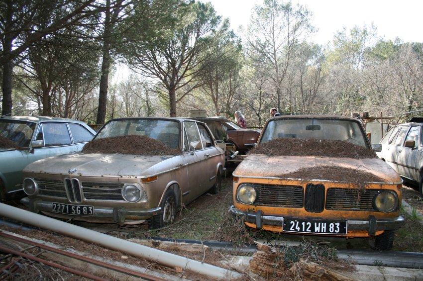 BMW 02, Coupé