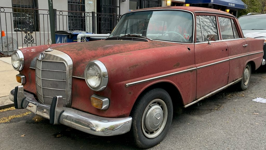 Mercedes 190 Automatic