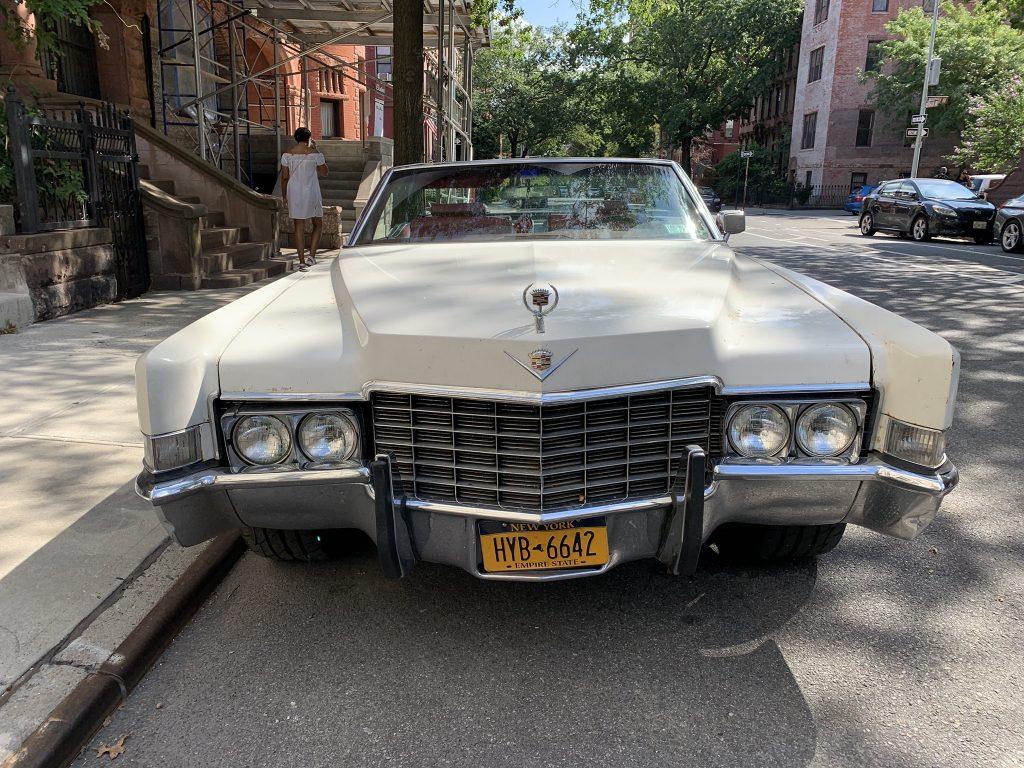Cadillac DeVille Convertible, Fotoquelle: Karl Storchmann