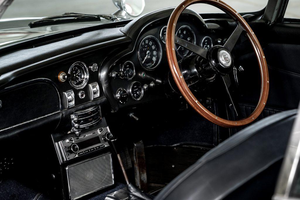 Aston Martin DB5. Quelle: AstonMartin.com